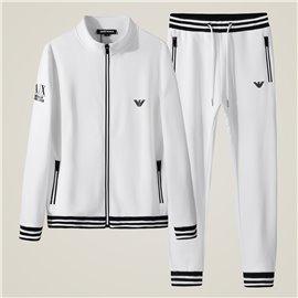 Белый спортивный костюм мужской Armani Exchange 3336