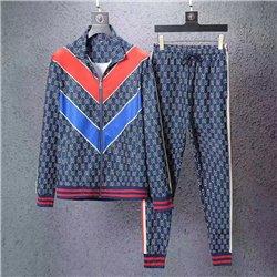 Яркий спортивный костюм спортивный для мужчин Гуччи арт 4455